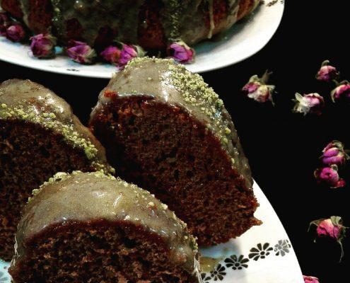 کیک شیرعسلی در وبسایت سلام شف