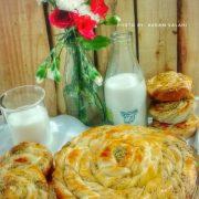 نان ارده و گردو (نان اچما)