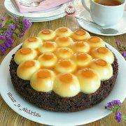 فلن کیک یا کیک کاراملی