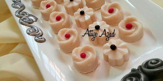 شیرینی شکومالد نارگیلی