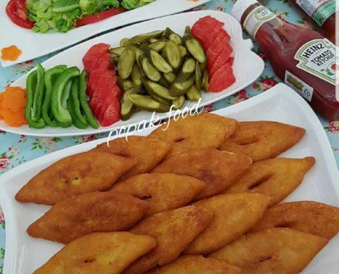کتلت شیرازی در وب سایت آشپزی با ما