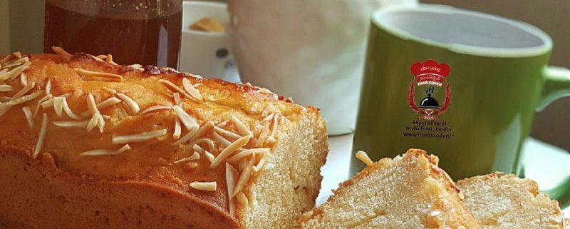 کیک عسل و بادام