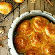 نان گل اتریشی