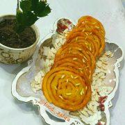 شیرینی جلبی یا زولبیا