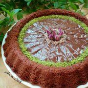 تارت کیک نوتلا